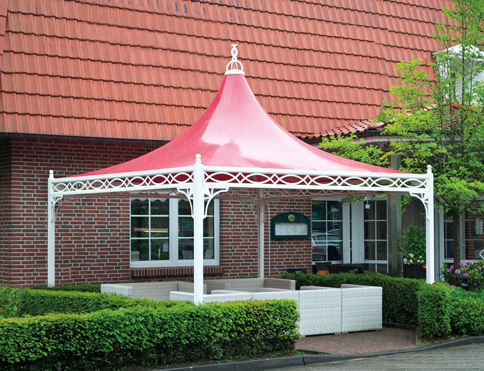 Großartig Referenzen - Mein Gartenpavillon KZ71